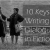 My all-time most popular blog post, a guide to using dialogue in fiction.