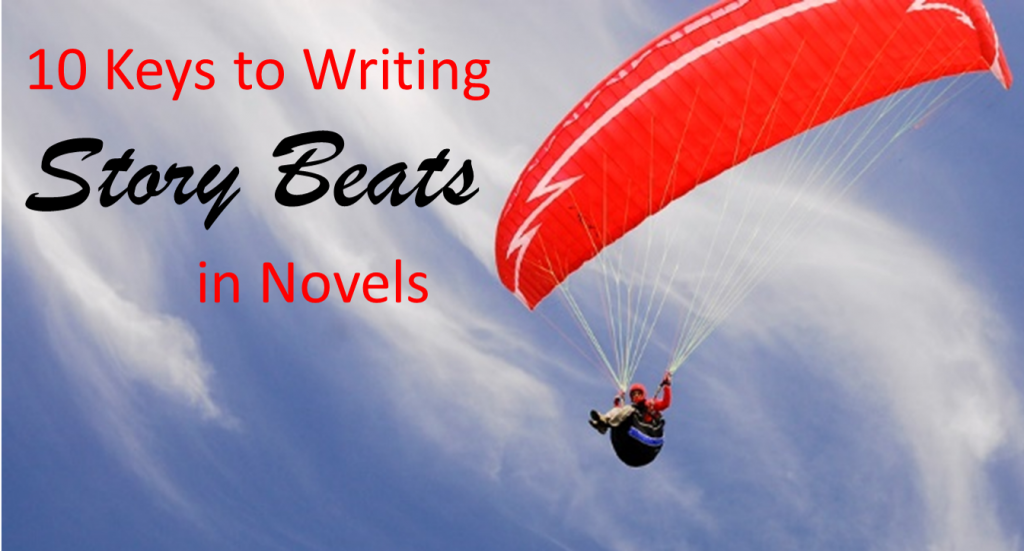 10 Keys to Writing Story Beats in Novels (with Exercises