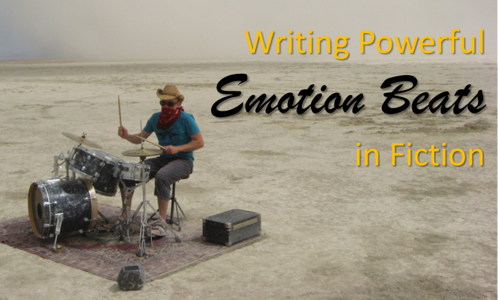 Writing Powerful Emotion Beats in Fiction