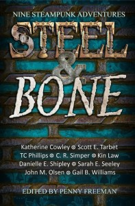 Steel and Bone Cover